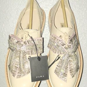 ZARA LADIES SHOES BRAND NEW SIZE 7 1/2 us or 38